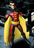 Robin Prime Infinite Crisis