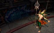 Lord of the Deep Aquaman Infinite Crisis Gameplay Skin