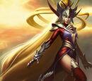 Arcane Supergirl/Costumes