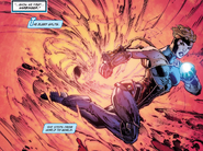 Harbinger Infinite Crisis Fight for the Multiverse Issue 1