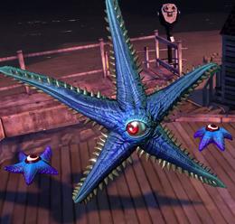 Starro character model infinite crisis