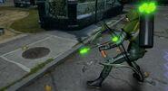 Arrow Green Arrow Gameplay Skin
