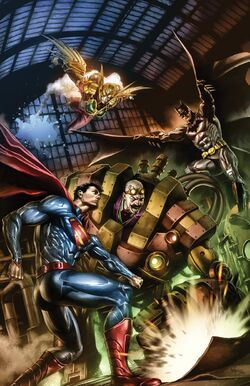 Infinite Crisis Fight For the multiverse Volume 10