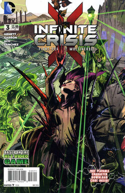 Infinite Crisis The Fight for the Multiverse Vol 1 Issue 3