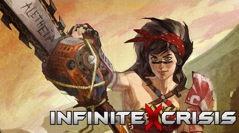 Champion Profile Atomic Wonder Woman