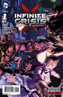 Infinite Crisis Fight for the Multiverse Volume 1