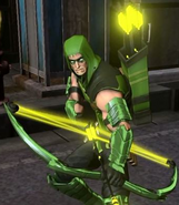 Green Arrow Character Model