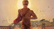 Lifeguard Aquaman Splash Art Skin