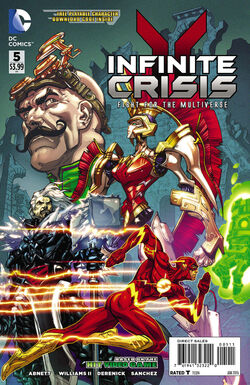 Infinite Crisis Fight for the Multiverse Volume 5