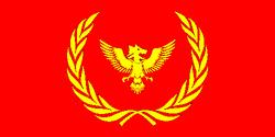 Flag Roman Kingdom