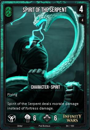 ORDER- Spirit Of The Serpent