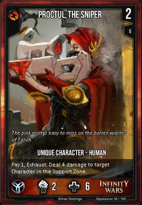 Proctul, The Sniper