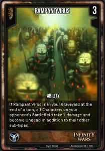Rampant Virus