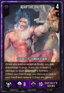 Adaptive Brute