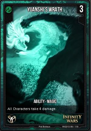 CORE- Yuanshi's Wrath