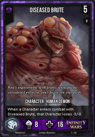 REBELLION Diseased Brute