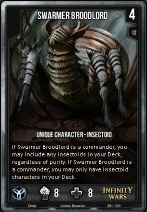 ORDER- Swarmer Broodlord
