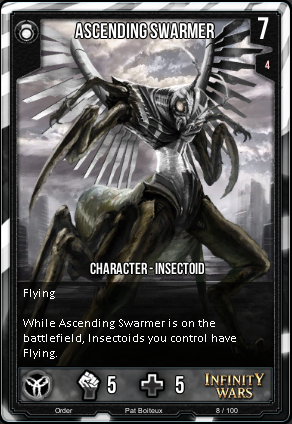 ORDER- Ascending Swarmer