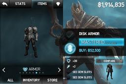 Disk Armor