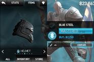 Blue Steel ib2