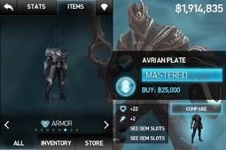 Avrian Plate