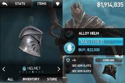Alloy Helm
