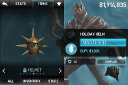 Holiday Helm