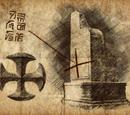 Key Treasure Map