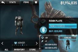 Ronin Plate