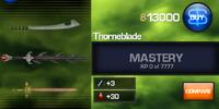Thorneblade