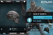 Mask of Secrets