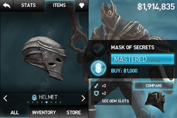 Mask of Secrets
