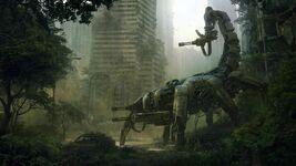 Fantasy Robot Scorpion 042772
