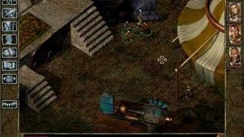 Baldur's Gate II - potion swap glitch