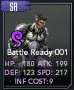 Battle ready 001