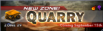 Quarry banner