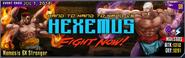 Hexemus banner