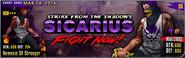 Sicarius banner