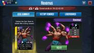 Hexemus screen