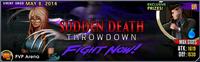 Sudden Death Throwdown