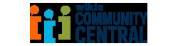 Comm central wordmark
