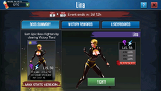 Lina screen