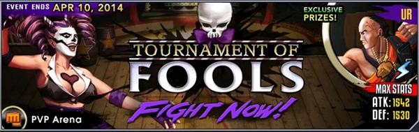 Tournament of Fools