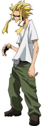File:All Might Full Body True Form.png