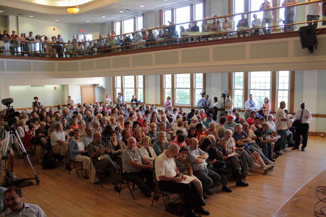 File:Crowd inside West Hartford Town Hall.jpg