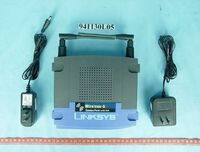 Linksys WAP54G v3.1 FCCa