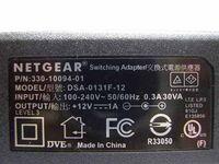 Netgear WNR834B v1.0 FCCd
