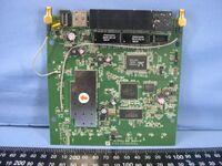 Linksys WRT160NL v1.0 FCCg