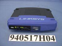 Linksys WRT54G v4.0 FCCk