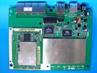 Asus WL-500W v1.0 FCCi